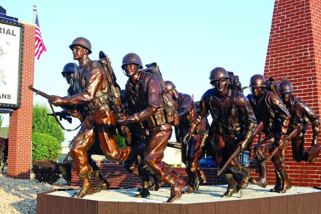 Veterans_Memorial_Museum_Copper_Statues_Free_Things_To_Do_in_Branson_Mo